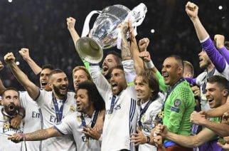 Real Madrid acaba 2017 al frente del ranking de clubes de la UEFA