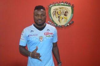 El panameño Alexander González se suma a Jaguares 2018