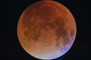 El 31 de enero será la noche de la súper luna azul de sangre