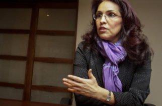 Viviane Morales lanza su candidatura presidencial