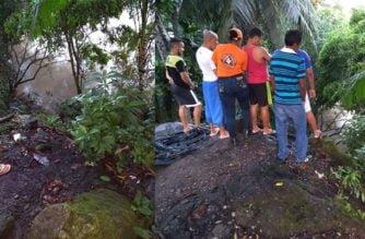 Accidente en la vía Medellín- Tarazá deja cuatro muertos