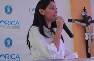 Alcaldesa de Lorica celebra la decisión del Tribunal Administrativo de Córdoba