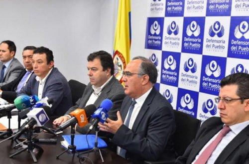 Defensoría del Pueblo emite alertas para las comunidades al sur de Córdoba