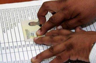 MOE prende las alarma por 82 municipios que tiene más votantes que población