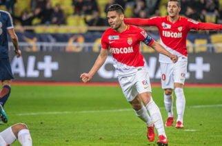 Falcao marcó doblete y llevó al Mónaco a la final de la Copa de Francia
