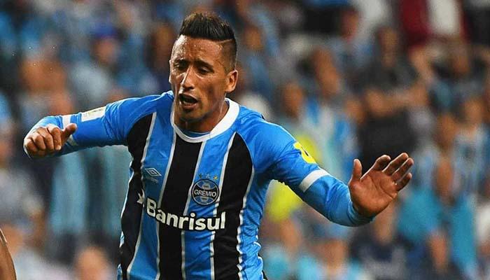Lucas Barrios le dice no al Junior y se va para Argentinos Juniors
