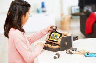 Nintendo Labo: Crea, juega, descubre