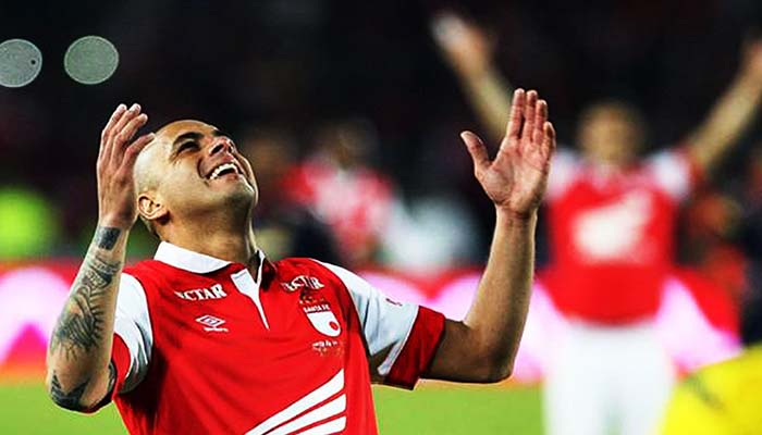 Equipos colombianos están interesados por Omar Pérez luego de su salida de Santa Fe