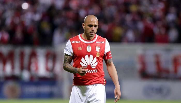 Omar Pérez no sigue en Independiente Santa Fe