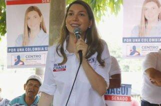 Ruby Chagüi continúa recorriendo Córdoba