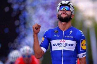 Fernando Gaviria se quedó con la primera etapa Colombia Oro y Paz