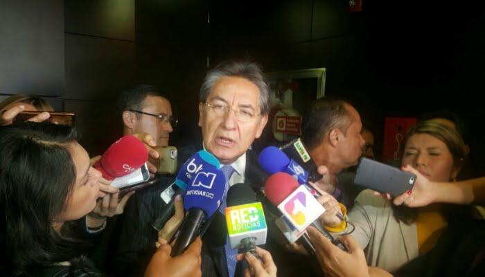 Fiscalía Legaliza captura del exfiscal anticorrupción Daniel Díaz Torres