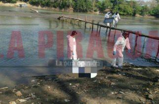 Fue identificado el cadáver que flotó en el río Sinú