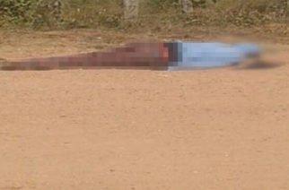 Mataron a un hombre en la vereda El Reparo de Sahagún