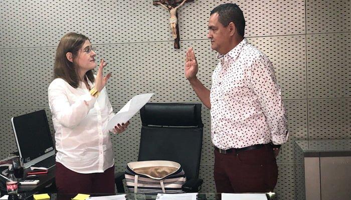 Juan Carlos Cervantes Ruíz será el reemplazo de la suspendida gerente del Hospital San Jerónimo Isaura Hernández Pretelt