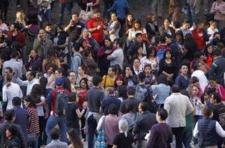 Terremoto de magnitud 7,2 sacudió el centro y sur de México