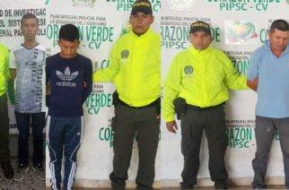 Tres hombres capturados por abuso sexual de un menor en Sahagún