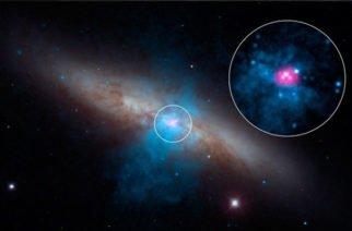 Científicos desde Arizona ayudarán captar el núcleo de un agujero negro