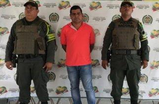 """Capturado """"Humberto"""" enlace del narcotráfico para el 'Clan del Golfo' en Córdoba"""