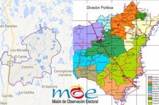 Cotorra y Buenavista dentro de los 20 municipios de Colombia con vigilancia especial por factores de riesgo electoral