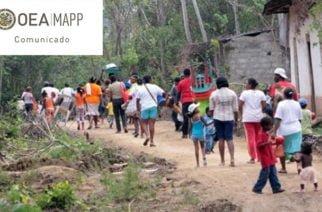 """""""Se registran violaciones de derechos humanos en San José de Uré"""": Preocupación MAPP/OEA"""