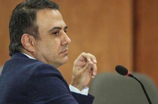 ¿Volverá a la Gobernación? Esta semana vence la suspensión de Edwin Besaile Fayad