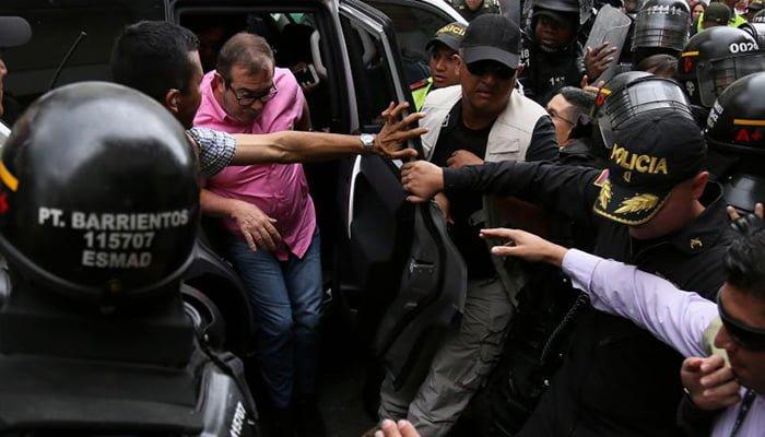 Farc siente miedo, cancelan gira política por falta de garantías
