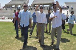Santos adicionará $30.000 millones a la inversión en Juegos centroamericanos