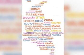 Hoy se conmemora el Día Nacional de las Lenguas Nativas