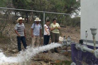 Nuevo pozo comunitario de agua para la comunidad en Ayapel