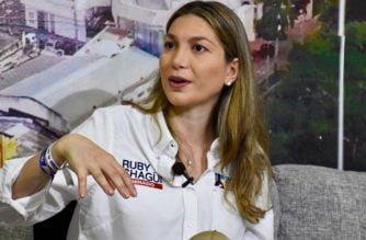 Maratónica agenda de la candidata al Senado Ruby Chagüi en Bolívar y Córdoba