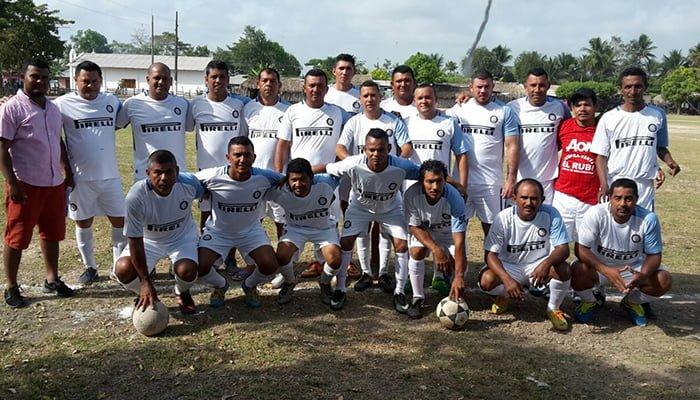 Santa Teresa perdió en Torneo de fútbol en Las Palmitas