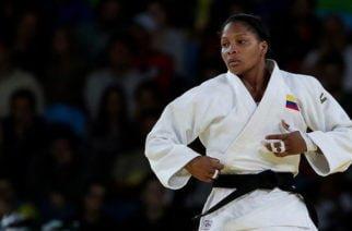 Medallista olímpica Colombiana competirá en el Grand Slam de Judo