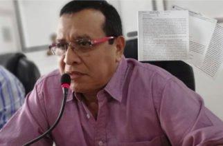 Concejal de Montería denuncia penalmente a jurados de votación