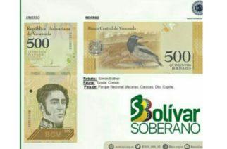 """Maduro anunció este jueves reconversión de la moneda venezolana: Tendrá tres ceros menos y se llamará """"Bolívar Soberano"""""""