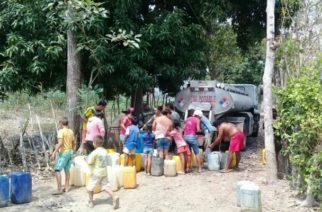 Habitantes se quejan por fallas en contadores de agua