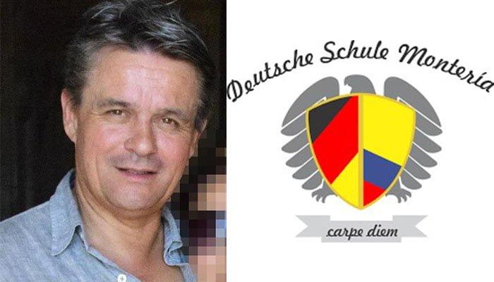 Caso Colegio Alemán Montería: Se entregó Martin Reichenauer