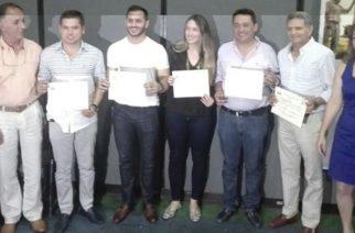 Acreditados Representantes electos a la Cámara por Córdoba