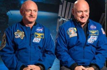 ADN de astronauta gemelo cambia por estar en el espacio