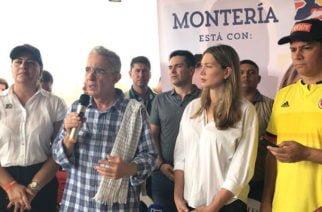 Expresidente Uribe instala primeros Comités de Voluntarios para apoyar a Iván Duque, Presidente y Marta Lucía Ramírez, Vicepresidente