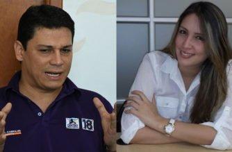 Sara Piedrahita y Daniel Cabrales investigados por la Corte