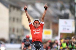 Jarlinson Pantano se impuso en la quinta etapa de la Vuelta a Cataluña