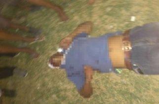 Nuevo asesinato en el sur de Montería