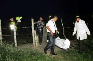 En San José de Uré hombre salió a buscar trabajo y apareció muerto