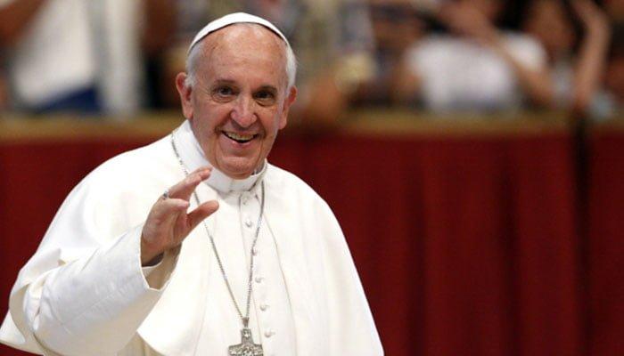 Cinco años del Papa Francisco como pontífice