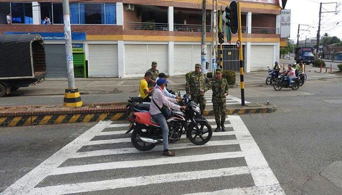 Ejército Nacional pone en marcha el «Plan Semáforo» para promover la Paz en Antioquia