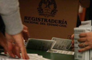 Fiscalía investigará a la Registraduría por falta de tarjetones