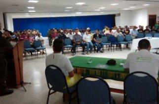 Policía Nacional presentó rendición de cuentas del año 2017 en Montería