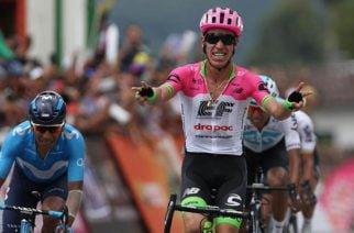 Rigoberto Urán finalizó décimo en la Tirreno-Adriático