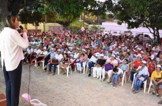 «Desde el Congreso lucharé por la igualdad de oportunidades para las Mujeres»: Ruby Chagüi